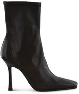 Thumbnail for your product : Tony Bianco Halsey Black Como Ankle Boot