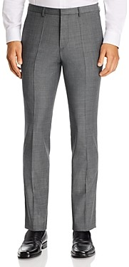 HUGO Hesten Houndstooth Extra Slim Fit Suit Pants