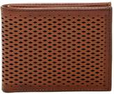 Cole Haan Leather Billfold & Coin Case Wallet