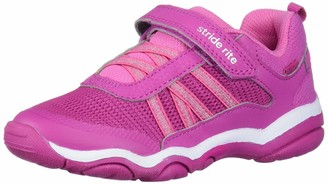 Stride Rite Baby-Girl's Made 2 Play Nima Sneaker Athletic
