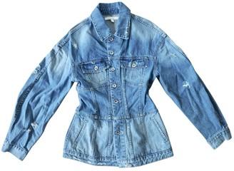 Jonathan Simkhai Blue Denim - Jeans Jacket for Women