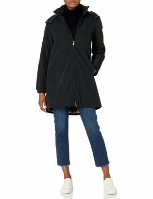 Pendleton Women's Techrain Hooded Long Coat