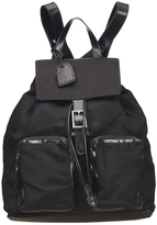 Gucci Black Synthetic Backpack