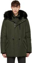 Mackage Green Down Brodny Coat
