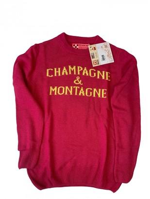 MC2 Saint Barth Pink Wool Knitwear for Women