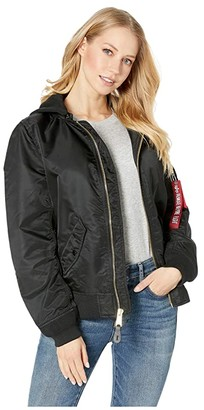 Alpha Industries L-2B Natus (Black) Women's Coat