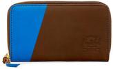 Herschel Thomas Zip Around Leather Wallet