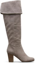 Kenneth Cole Always Free Suede Tall Boot