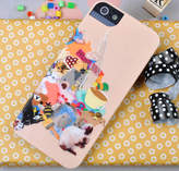 Samsung Giant Sparrows Bunny 'Stickers' Case For iPhone And Galaxy