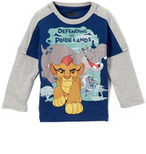 Children's Apparel Network The Lion King Blue Long-Sleeve Tee - Toddler