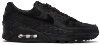 Nike Black Air Max 90 QS Sneakers