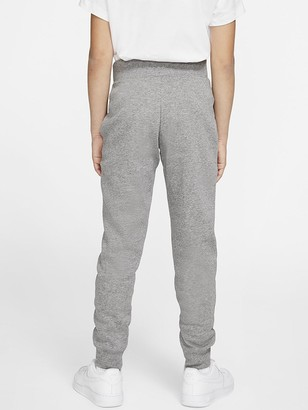 Nike Kids NSW PE Pants - Grey/White