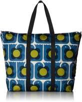 Orla Kiely Love Bird Prints Foldaway Travel Bag