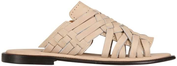 Chubasco Hand Woven Nubuck Leather Sandals