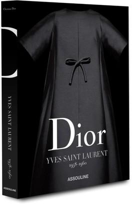 Assouline Dior Yves Saint Laurent Book