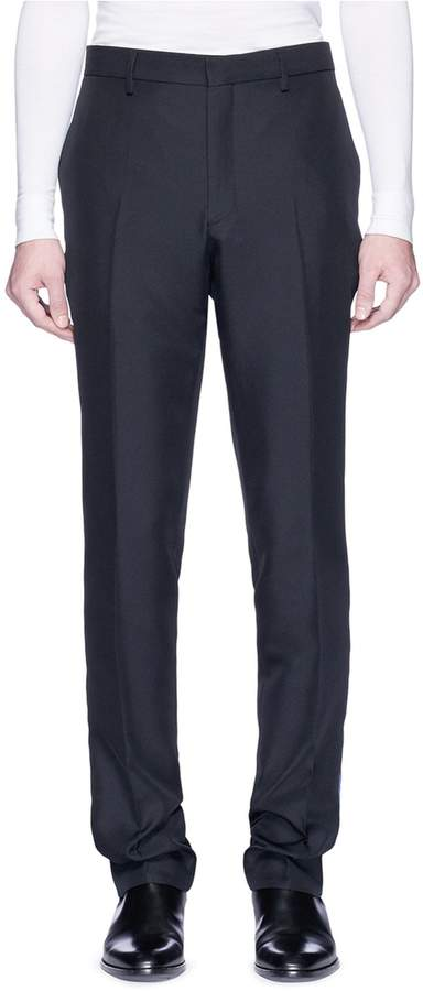 Calvin Klein Stripe outseam suiting pants