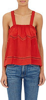 A.L.C. Women's Logan Silk Sleeveless Blouse