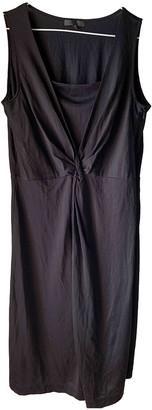 ICB Black Cotton Dress for Women