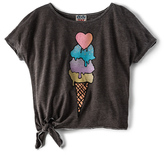Junk Food Clothing Will Work For Ice Cream Tee