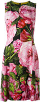 Dolce & Gabbana floral dress - women - Silk/Spandex/Elastane/Viscose - 40