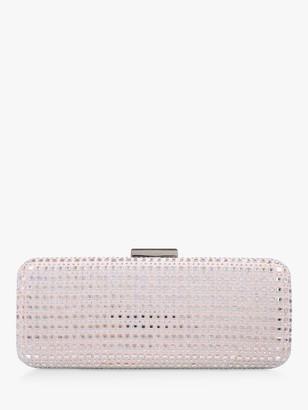 Carvela Shine Studded Clutch Bag