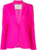 ADAM by Adam Lippes fitted single-breasted blazer
