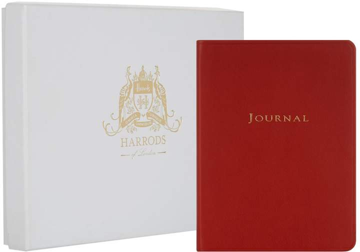 Harrods Leather A5 Journal