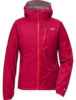 Outdoor Research Helium II Jacket - Women's Scarlet M