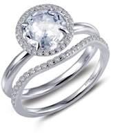 Lafonn Rose Cut Simulated Diamond Ring & Band