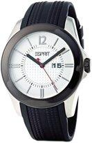 Esprit 4442547 - Men's Watch, caucciœ, Black Tone