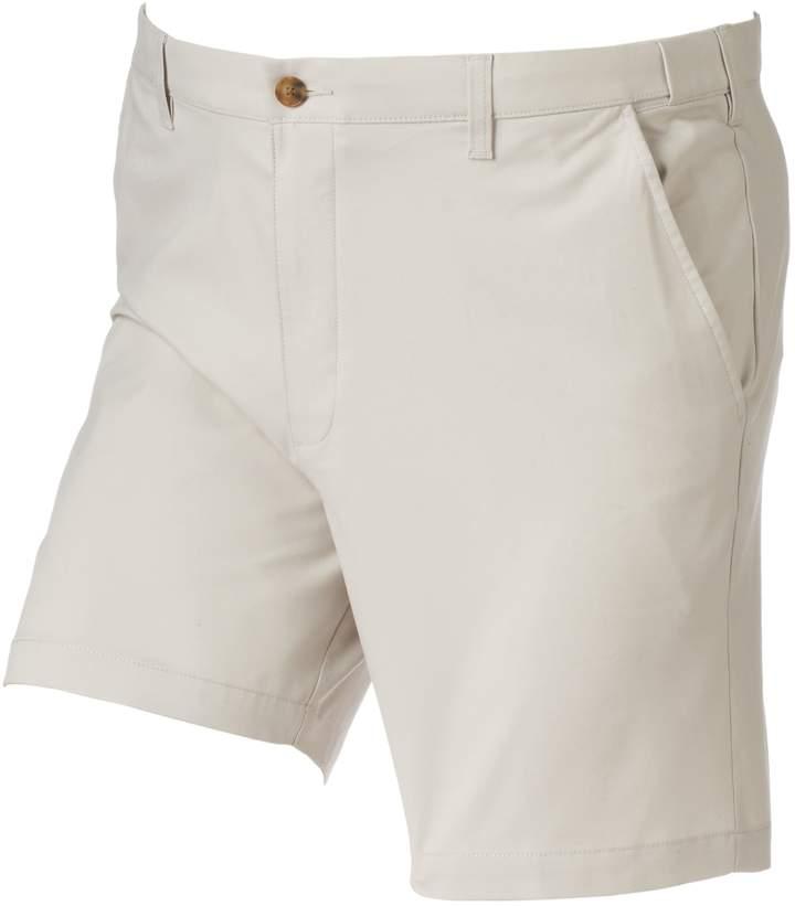 Croft & Barrow Big & Tall True Comfort Classic-Fit Flat-Front Shorts