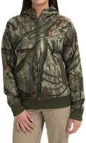 Under Armour Camo Hoodie - Full Zip (For Women)