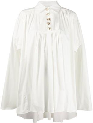 Seen Users Mini Shirt Dress