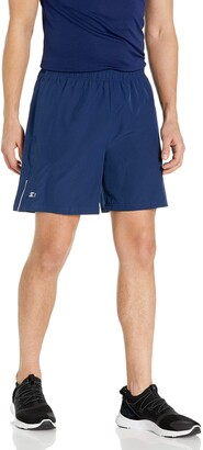 """Starter Men's 7"""" Loose-Fit Stretch Training Short with Liner Amazon Exclusive"""