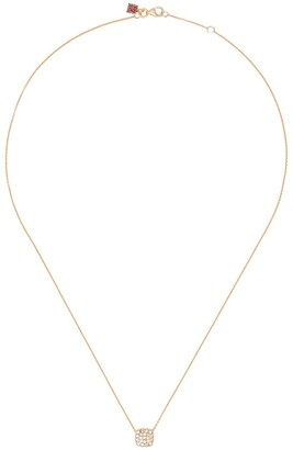 Selim Mouzannar 18kt rose gold diamond Beirut necklace