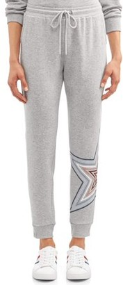 EV1 from Ellen DeGeneres Star Fleece Jogger Pant Women's