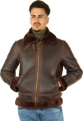 Schott NYC Men's Lc1259 Leather Jacket