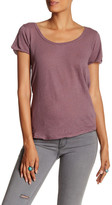 Free People May Linen Blend Tee