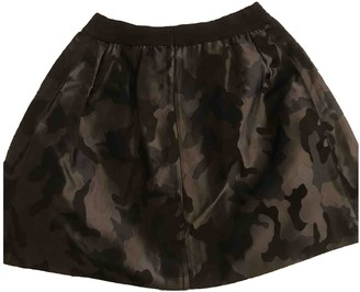 Pinko Green Skirt for Women