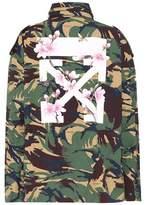 Off-White Diag camouflage jacket