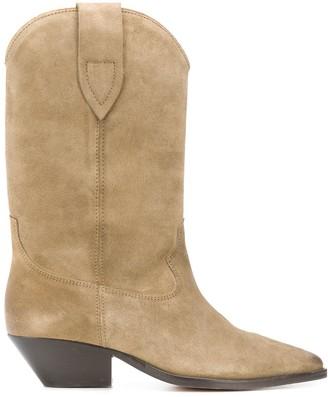 Isabel Marant Duerto santiag boots