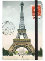 Cavallini & Co. Paris Eiffel Tower Small Lined Notebook