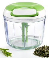 Martha Stewart Collection Collection Herb & Veggie Chopper, Created for Macy's