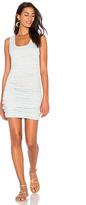 Lanston Ruched Tank Dress