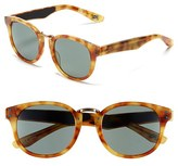 Nike Women's 'Achieve' 52Mm Sunglasses - Copper Tortoise/ Gold