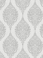 Graham & Brown Luna Grey Wallpaper