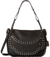 Frye Nikki Nail Head Flap Crossbody