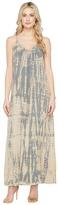Michael Stars Naomi Wash Maxi Slip Dress Women's Dress