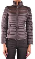 Invicta Women's Brown Polyester Down Jacket.