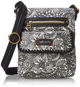 Sakroots The SAK Artist Circle Small Flap Messenger Cross Body